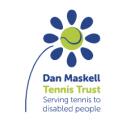 The Dan Maskell Tennis Trust Icon
