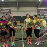 Advanced Junior Tennis Coaching