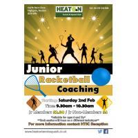 Junior Racketball