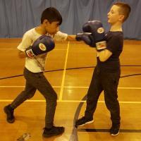 Junior Mixed Ability Non-Contact Boxing