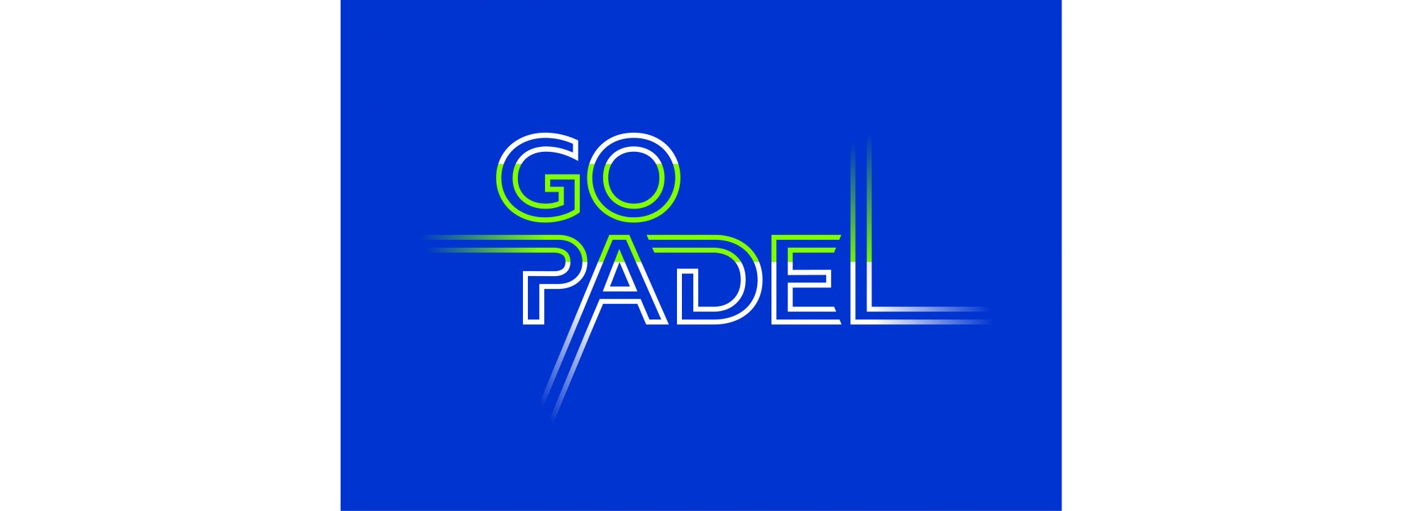 Padel Tennis Banner