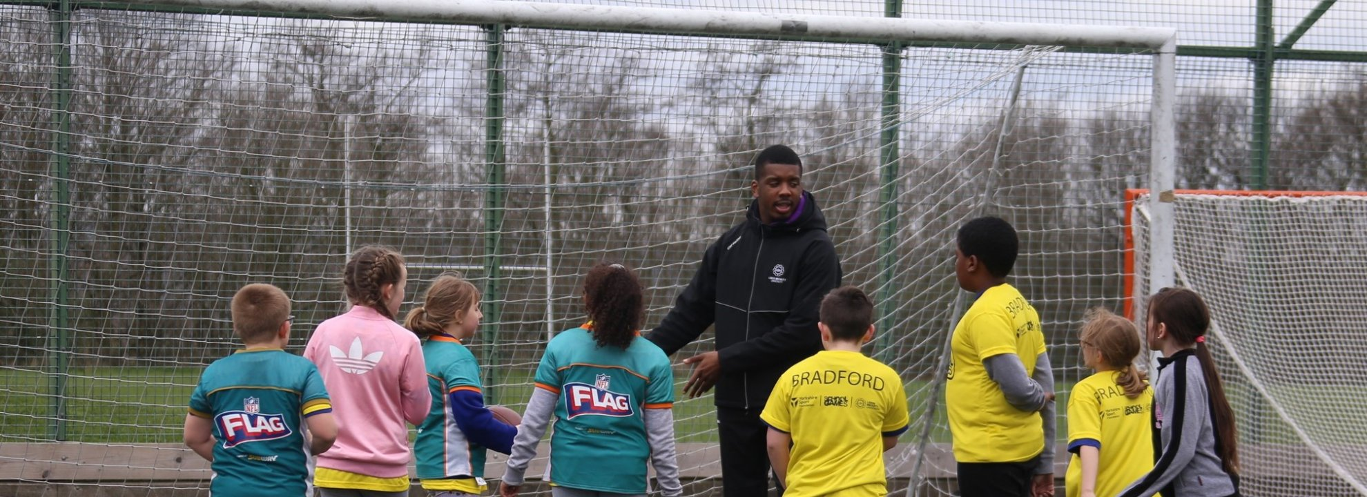 Level 4 Qualification in Supporting Pupils' Wellbeing through Physical Education Banner